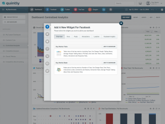 Centralized Social Analytics Tools